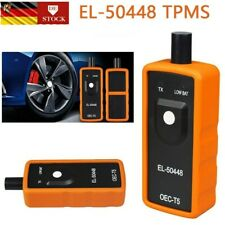 RDKS Anlernen Aktivieren EL--50448 Für Opel GM Programmier Reifen Druck Monitor