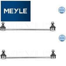 2x Koppelstange Stabilisator MEYLE 31-160600054 31-160600055 rechts links