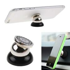 Universal Magnetic Car Mount Kit Sticky Stand Holder For Phone iPhone GPS S,