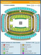 Houston TX Concert Tickets