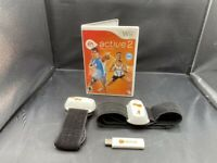 NINTENDO WII EA SPORTS ACTIVE 2 PERSONAL TRAINER (GAME/BODY BANDS/USB)
