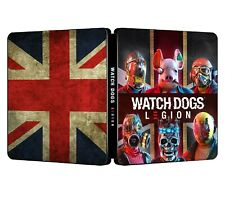 Watch Dogs Legion - Steelbook - sehr selten - NEU in Folie - Custom - NO GAME