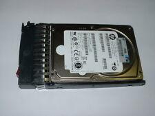 "HP 507284-001 - 300GB 6G DP 10K 2.5"" SAS Hard Drive with Tray"