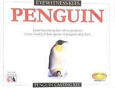 Casting Kit Eyewitness Kits Penguin Create Model of Penguin Kit for Kids