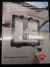 """7"""" - 10.5"""" CAR BACK SEAT HEADREST MOUNT FOR PORTABLE DVD PLAYERS"""