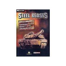 STEEL BEASTS - JEUX PC - VF - NEUF Windows Me,2000