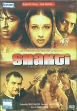 SHAKTI: THE POWER (SHAHRUKH KHAN, KARISHMA KAPOOR) ~ BOLLYWOOD DVD