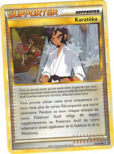 Pokémon n° 85/102 - Supporter - Karatéka