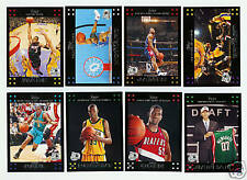 2007-08 Topps Basketball - Complete Set 135 Cards