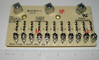 RV Fuse Board - 85 Amp - 12 V DC - Mobile and Solar Power Distribution Panel