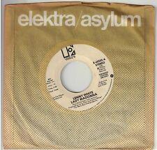 WHITE, Lenny  (Lady Madonna)  Elektra 455365 - PROMO; BEATLES TUNE!