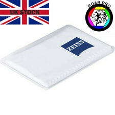 Zeiss Microfibre Cloth - For Camera Lenses, Filters, LCD, Glasses, Smartphones