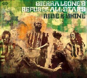Sierra Leone's Refugee All Stars - Rise and Shine [New CD]