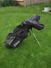 Titleist stand carry bag black