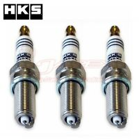HKS Super Fire M45XL Spark Plug For HUSTLER MR41S 2015/5 onwards R06A M45XLx3