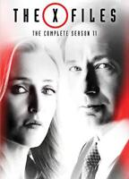X-FILES: THE COMPLETE SEASON 11 NEW DVD