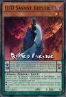 Yu-Gi-Oh ! D/D Savant Keplerée SDPD-FR011 (SDPD-EN011) VF/COMMUNE