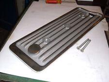 Buick nailhead valley cover pan aluminum finned 264 322 364 401 425 hot rod