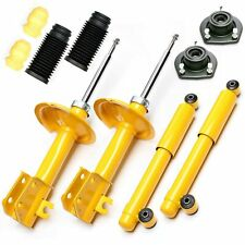 4X ta Performance Shock Absorbers Gas Front Rear + Strut Dust Cover -