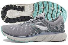 Brooks Glycerin 17 1202831d070 Running Shoes Women's Size 11d Grey/aqua