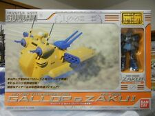 "MSIA Gundam "" Hover Transporter GALLOP & ZAKU Ⅰ"" Japan ver. / Figure Bandai"
