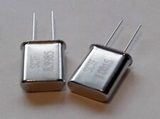 9MHz SSB Filter Carrier Crystals 8.9985 & 9.0015MHz, parallel mode 20pF loading.