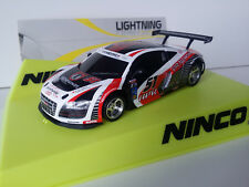 SCX Scalextric Slot Ninco 50623 Audi R8 Daytona Lightning Nº51