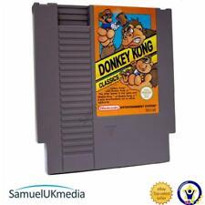 Donkey Kong Classics (Donkey Kong & Donkey Kong Jr.) (NES) (Cartridge Only)