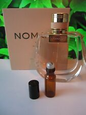 NOMADE by Chloe EDP 5ml Travel Sample Perfume Roller Ball for Women NEW Release