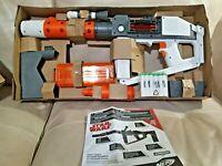 Star Wars Nerf First Order Stormtrooper Deluxe Blaster Dart Gun NEW IN BOX