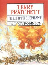 Terry Pratchett - The Fifth Elephant (2xAudio Cass 2000) Discworld #24