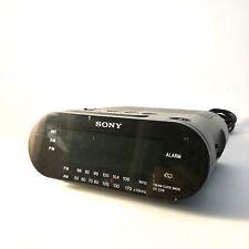 Clock Radio Sony Icf-c218 Black