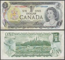 Canada - Queen Elizabeth II, 1 Dollar, 1973, VF+++, P-85(a)