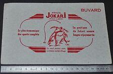 BUVARD 1950 ESKUAL JOKARI LE PLUS ECONOMIQUE DES SPORTS COMPLETS