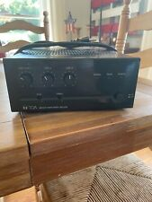 New listing Toa Bg-235 Cu Mixer/Amplifier, 35W, Three Inputs, Moh Output, Auto Mute