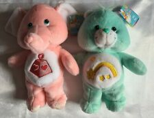 Care Bears 'Wish Bears & Care Cousin 'lots Hearts Elephant Plush toy (New)