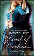 ELIZABETH HOYT __ LORD OF DARKNESS __ BRAND NEW __ FREEPOST UK