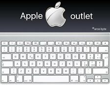 APPLE MAGIC KEYBOARD ORIGINALE TASTIERA LAYOUT ITALIANO WIFI GRADO A FATTURABIL