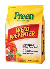 Preen  Garden Weed Preventer  Granules  31.3 lb.