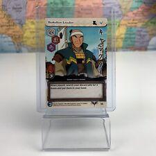 SHIPS SAME DAY InuYasha TCG Trading Card Game #58 Battalion Leader