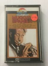 "Muggsy Spanier ""Giants Of Jazz Series"" Tape Cassette *MC JT16* 1985 Italy Import"