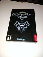"""Forgotten Realms' """"NEVERWINTER NIGHTS"""" PC Video Game, COMPLETE in Big BOX"""