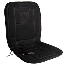 Heizbare Sitzauflage Sitzheizung Komfort 12V 2 Heizstufen Watt Schwarz  Pkw KFZ