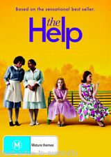 The Help DVD TOP 250 MOVIES BEST PICTURE Emma Stone BRAND NEW R4