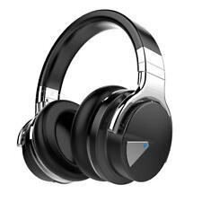 Over Ear Wireless Headphones Earphones Bluetooth Deep Bass And Mic 30h Playtime
