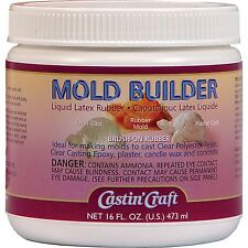 Mold Builder Liquid Latex Rubber Casting Molding Molds Cast Castin Craft Resin
