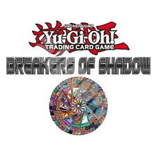 Yugioh! Yu-Gi-Oh! BREAKERS OF SHADOW (BOSH) Common Play Set 136 Cards SEE LIST