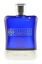 Nautica Latitude Longitude Eau De Toilette 100ml Spray