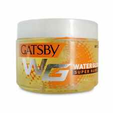 Gatsby 300 gm Water Gloss Super Hard Hair Styling Gel Yellow  with free shipping