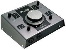 Fluid Audio SRI-2 USB-Audio Interface 24-bit/192 kHz Software Monitor Controller